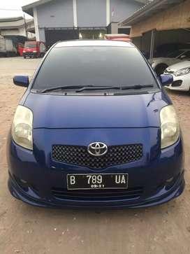 Toyota Yaris S A/T Matic 2006 pajak hidup tipe tertinggi