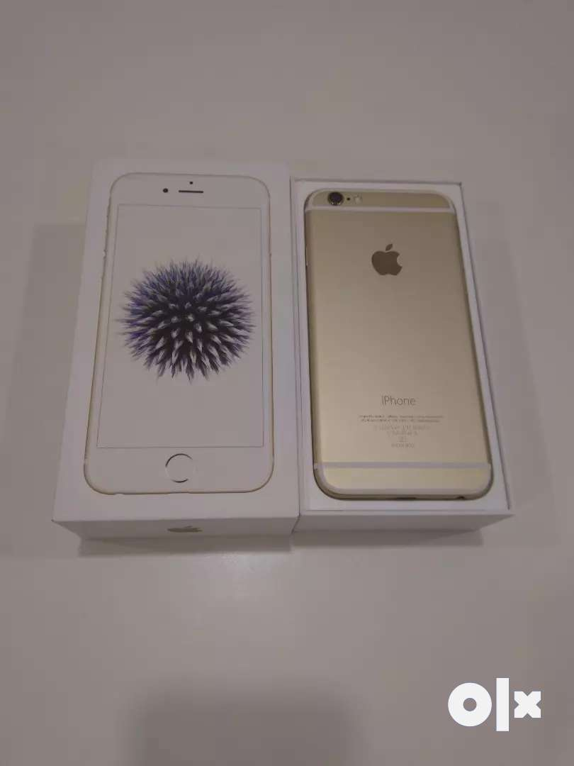 Iphone 6 32gb 4 months used in brand new condition 0