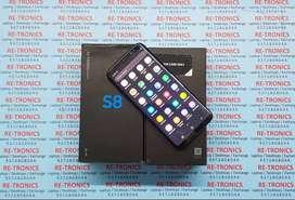 Samsung Galaxy S8 64GB-4GB Color Black Good Condition