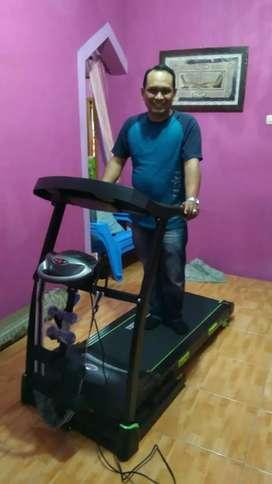Treadmill elektrik tl 130 mesin 2 hp