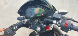 All new condition no problem in bike