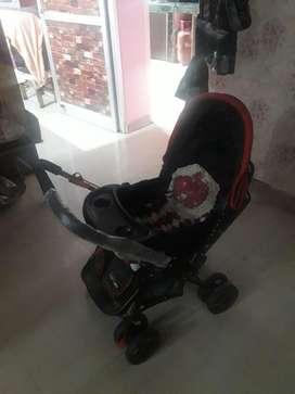 New baby pram