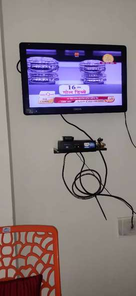 24 inches LED ONIDA TV