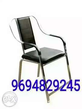New SS frame visitor office chair/ restaurant chair / library chair