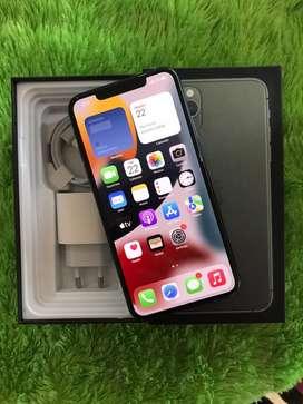 iPhone 11 ProMax 64gb Lengkap