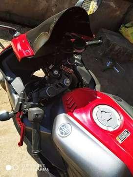 New conditioner Yamaha R15 version 3