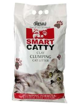 Smart catty cat litter