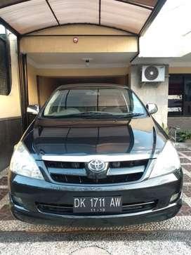 Toyota kijang Innova V Turbo Diesel AT matic pmk 2005 ASDK