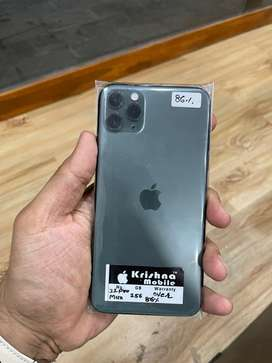 Iphone 11 pro max 256gb green available