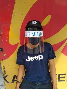 Face shield/pelindung muka murah