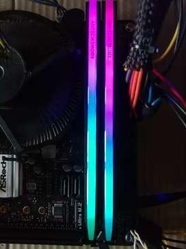 Brand new condition Antec Katana RGB Ram 16Gb 3200Mhz C16