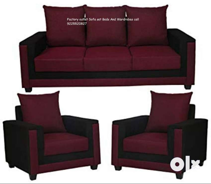 Beautiful Sofa Set From Factory Outlet