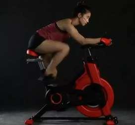 Sepeda Statis Sepeda Fitness Spinning Bike Besar Bisa COD