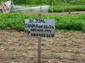 DIJUAL TANAH, lokasi strategis langsung Hubungi Ibu Borgol