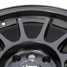 Velg Mobil Brio Ring16 HSR YOKOTE U201 R16X7 PCD 4X100-114,3 ET40 SMB