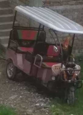 E Rickshaw booking ya rent ke lia sampark kare