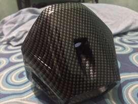tutup knalpot carbon new vario 125/150