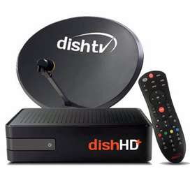 Dish hd new connection