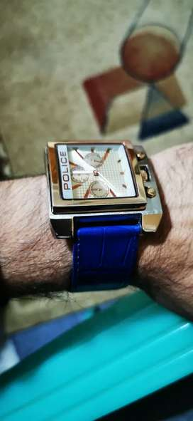 Police used watch