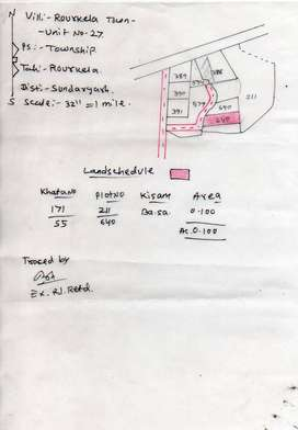 RESIDENTIAL PLOT BEHIND NIT FOR SALE