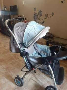 Baby pram stroller , Baby sitter  Free ( baby den )