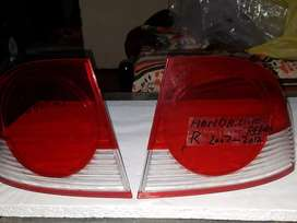 Honda civic reborn 2007-2012 backlight covers a+ quality imported