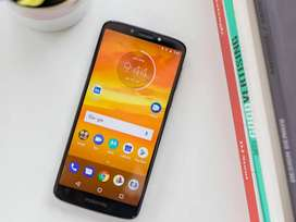 Moto E5 Plus 1 year old phone | Ram/Rom 3gb/32 | Perfect condition |
