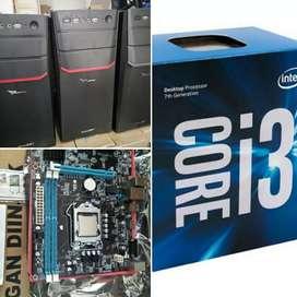 Komputer lengkap fullset siap pakai core i3 MURAH berkualitas & KUAT