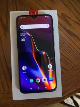 Oneplus 6t 8GB 128GB Model in next to Showroom New  One Plus Condition