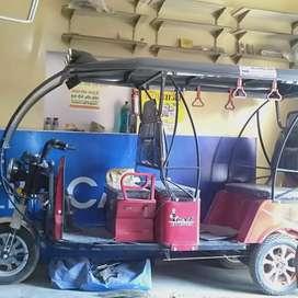 New e rickshaw