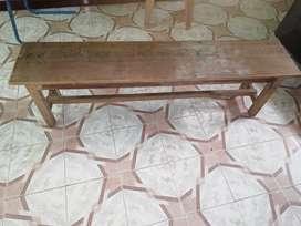 Sitting bench