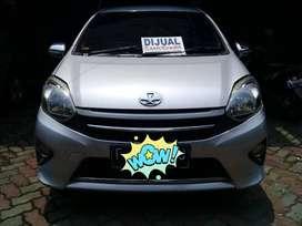 Toyota Agya G TRD Matic 2013
