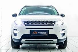 Land rover Discovery HSE lux 2015 km 22k putih mulus