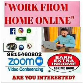 Home digital work