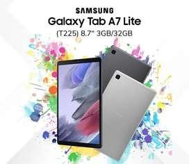 SAMSUNG TAB A7 LITE 3/32GB (Garansi Resmi)