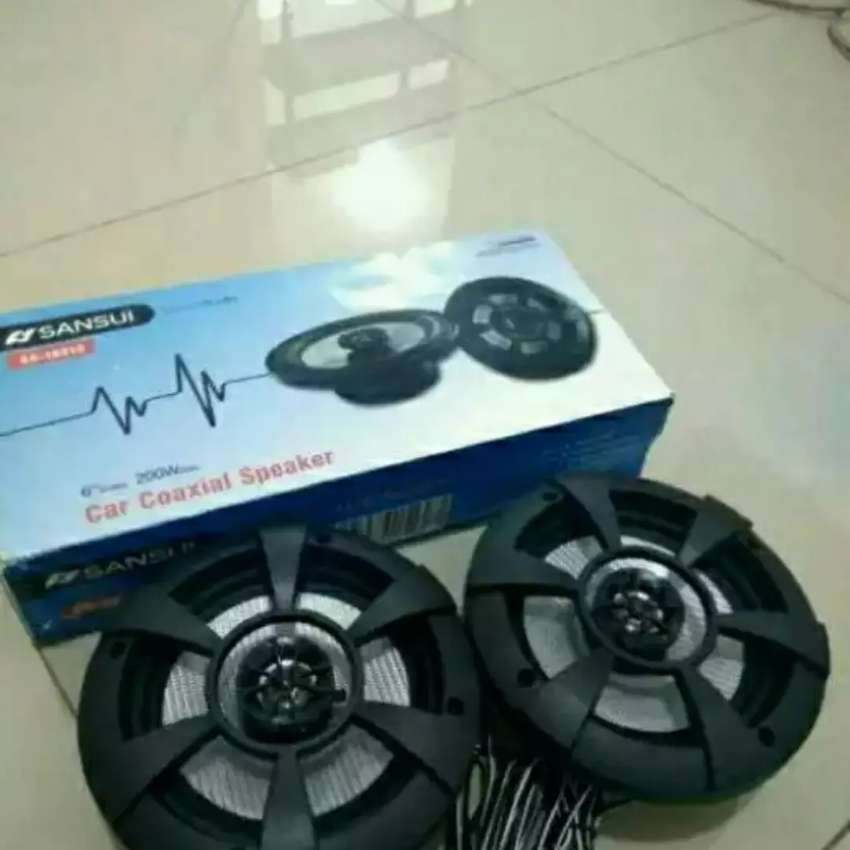 Speaker coaxial sansui 2way** 0