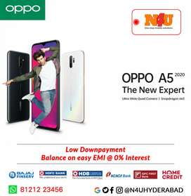 Oppo A5 2020 now available with minimum downpayment & balance in emis