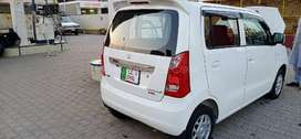 Suzuki Wagon R AGS on easy installments