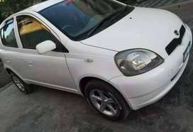 Toyota Vitz 2000 on easy installment