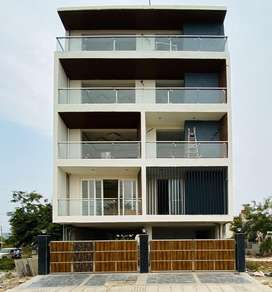 Premium, park facing, 2 side open 3 BHK ready to move