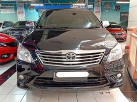 Toyota Innova G Diesel 2.5 Automatic 2013 Super Istimewa