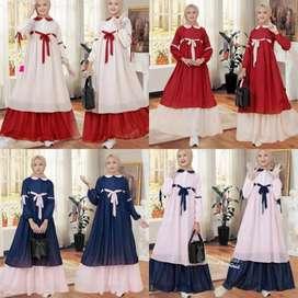 INDOHP - Mazi dress lasty kid 5 warna / COD