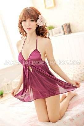 Jakarta Lingerie JLC342 My Secret Sexy Purple Big Size