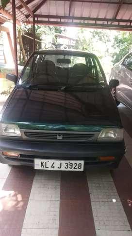 Maruti Suzuki 800 2001 Petrol 4861 Km Driven