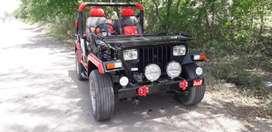 Good colour combination  jeep