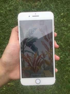 Iphone 7 Plus 32GB Rosegold Second / Bekas