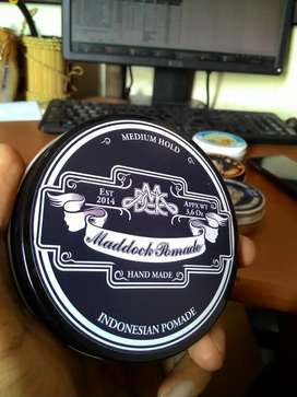 Pomade Maddock Classic Blue