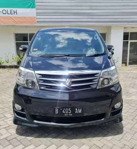 TOYOTA ALPHARD 2.4 ASG AT 2007