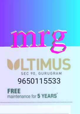 Shop @20lac, dlf new town nearby mrg ultimus