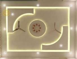 all tipe false ceiling Interior design work